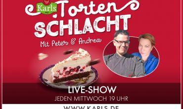 Karl Live: Tortenschlacht im Barby-Cafe