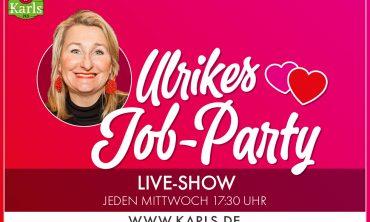Karls Live: Ulrikes Job-Party