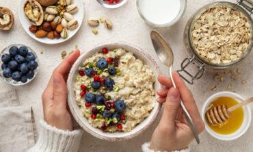 HSE Live – Kochen mit Porridge